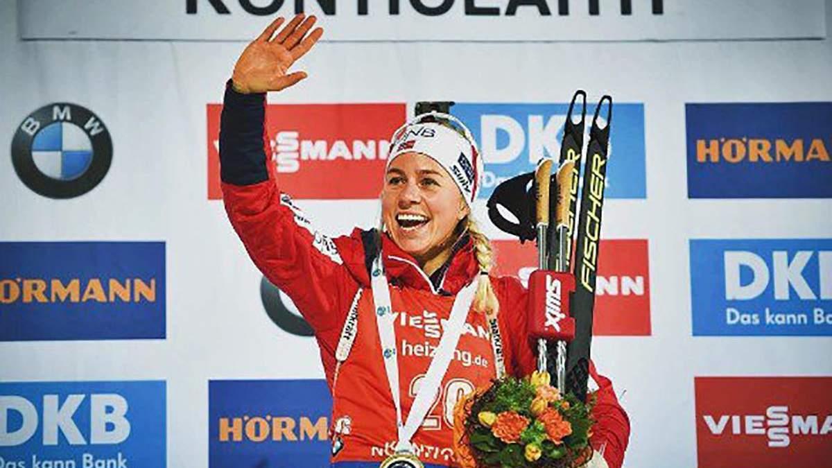 Екгофф виграла індивідуальну гонку в Кенморі, Бондар єдина з українок у топ-30