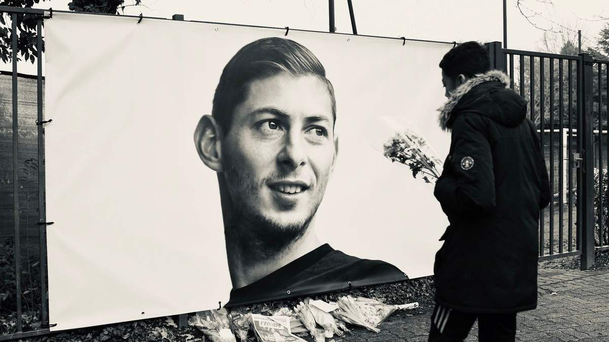 Футболист Эмилиано Сала найден мертвым