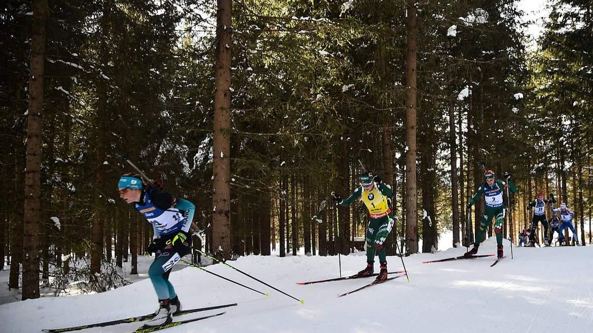 В Канаді перенесли спринтерські гонки