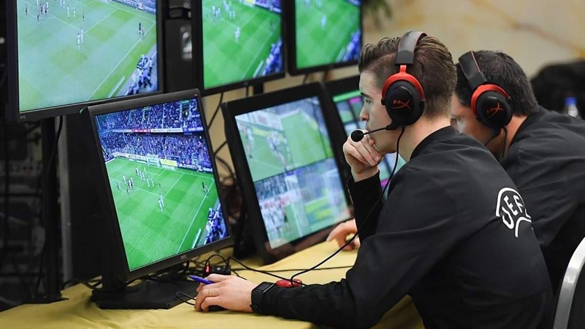 В УЄФА розповіли, як працюватиме система VAR: перелік ключових правил
