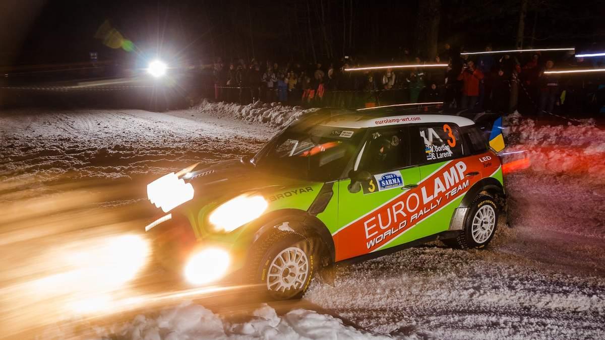 Команда Eurolamp World Rally Team на Rally Sarma