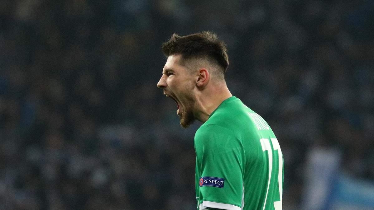 Олимпиакос - Динамо: обзор матча Лиги Европы 2018/2019