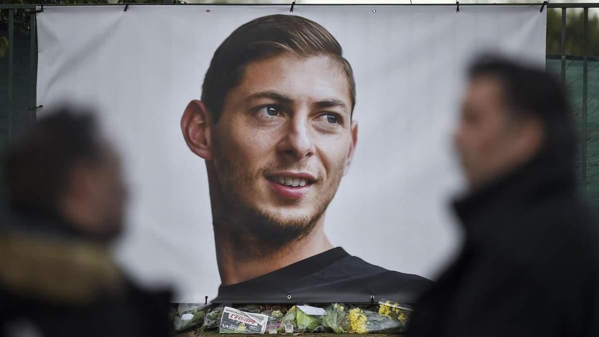 Эксперты назвали причину смерти футболиста Эмилиано Сала