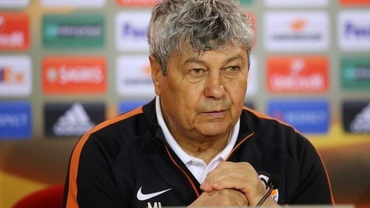 """Мірча Луческу прокоментував своє повернення в """"Шахтар"""""""