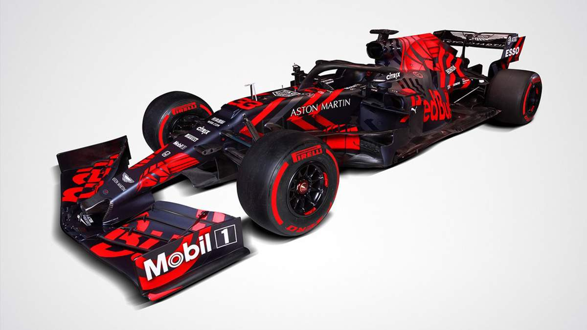 На якому боліді Red Bull боротиметься за титул у Формулі-1: фото новинки