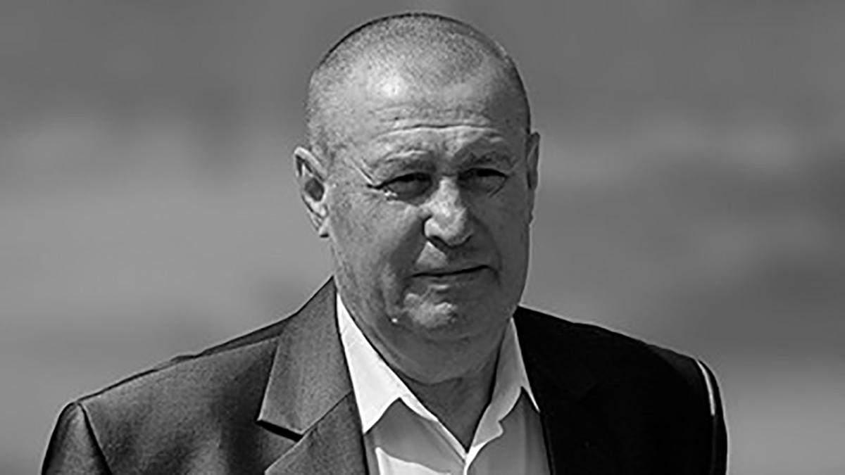 Помер Віталій Хмельницький