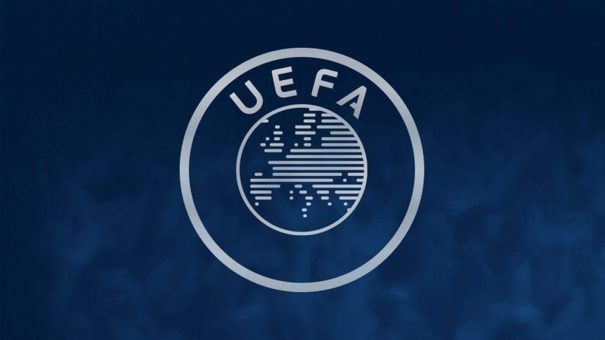 Україна без поразок відкочується від Бельгії в таблиці коефіцієнтів УЄФА