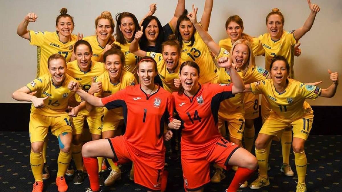Жіноча збірна України з футзалу провела яскраву фотосесію перед Фіналом чотирьох: фото