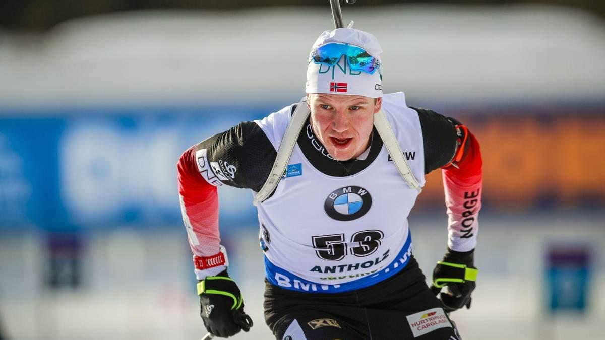 Біатлон: Крістіансен несподівано переміг у спринті в Солт-Лейк-Сіті, українці за межами топ-30