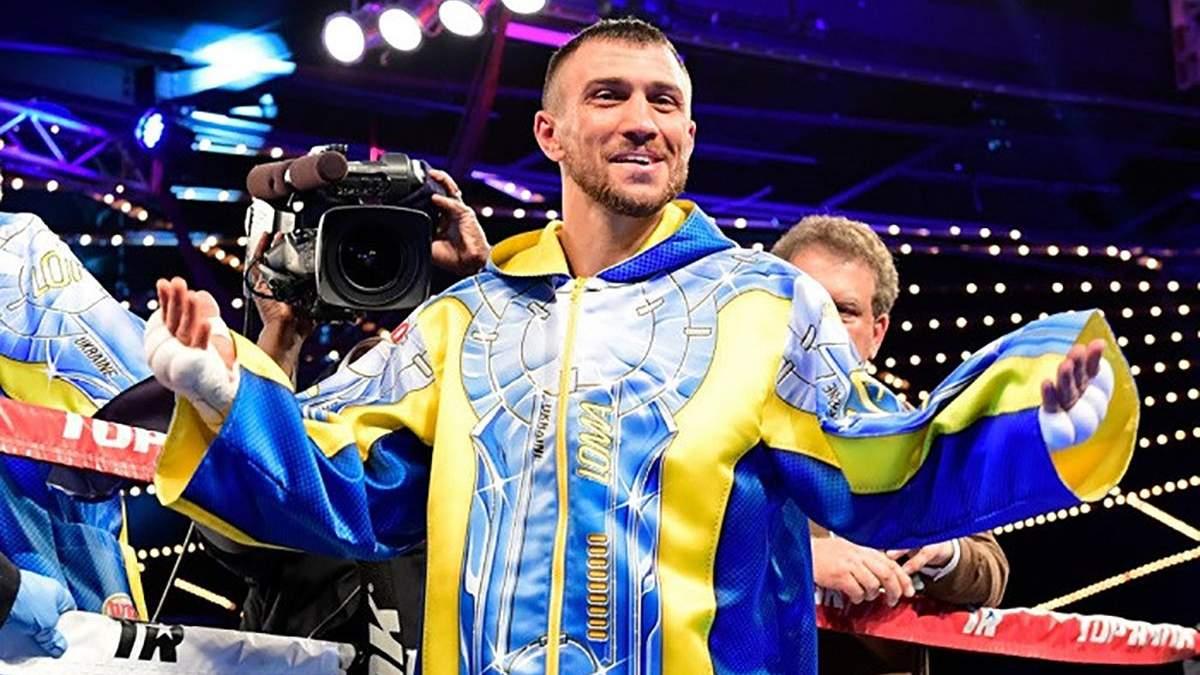 Ломаченко знявся у мотиваційному ролику до свого дня народження: відео