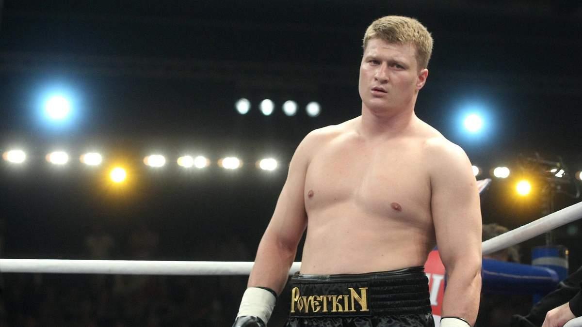 Промоутер російського боксера  підтвердив переговори щодо бою з Усиком