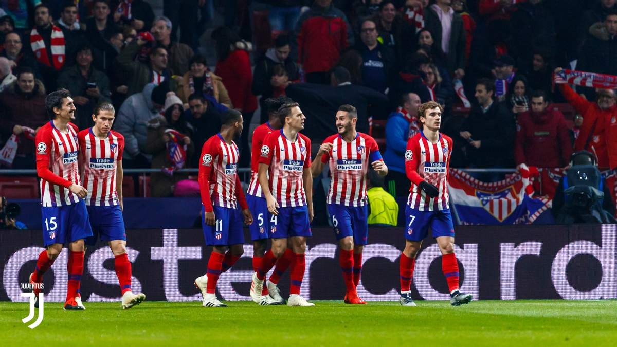Атлетико – Ювентус: прогноз на матч Лиги чемпионов 2018/2019