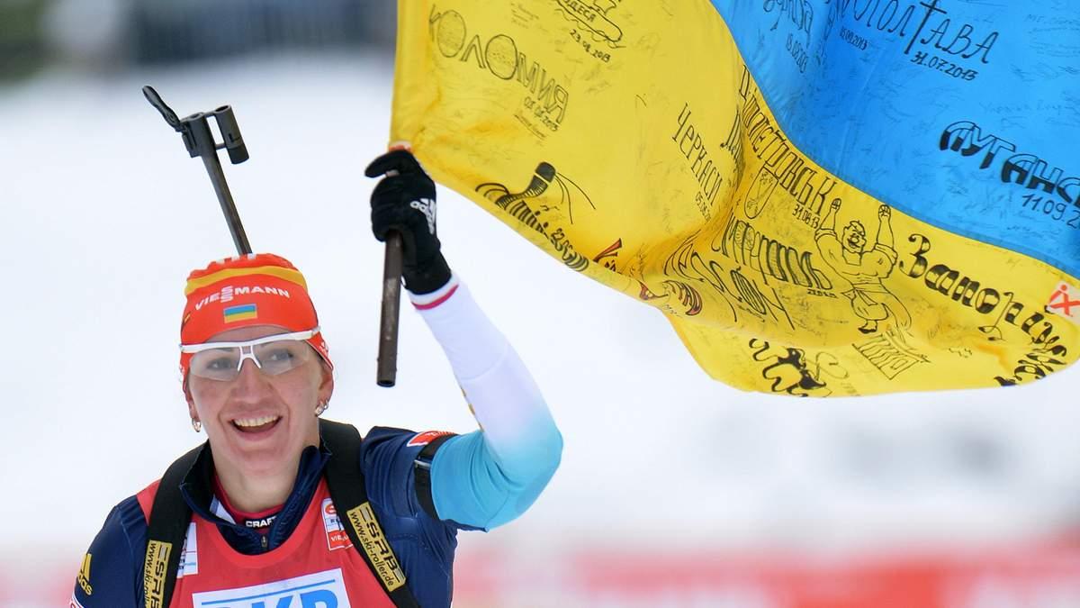 Жіноча збірна України з біатлону втратила капітана до кінця сезону