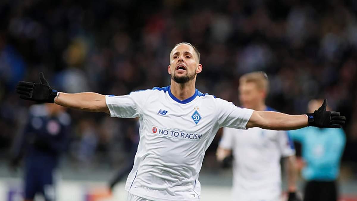 Динамо - Олімпіакос: огляд матчу Ліги Європи 2018/2019