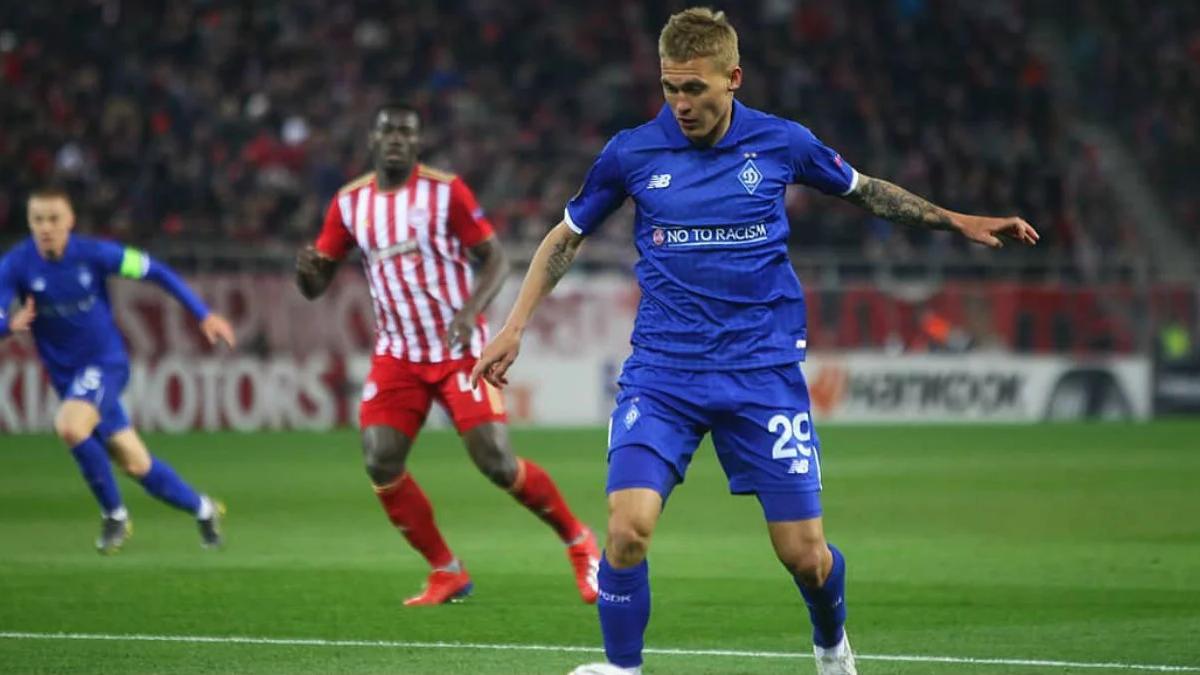 Динамо - Олімпіакос: анонс матчу Ліги Європи 2018/19