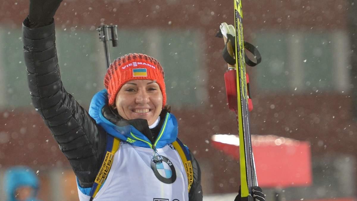Капитан сборной Украины рассказала, почему завершила сезон досрочно