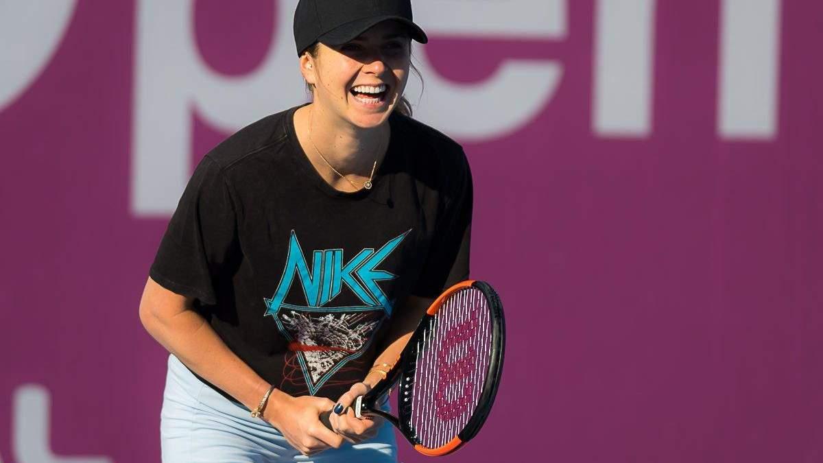 Українські тенісистки відвідали топ-вечірку для учасників турніру в Дубаї: відео