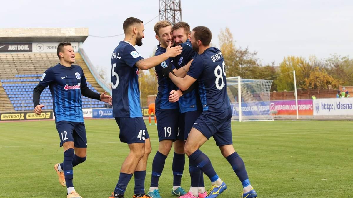 Арсенал - Десна: відео голів, огляд матчу УПЛ 2018/2019