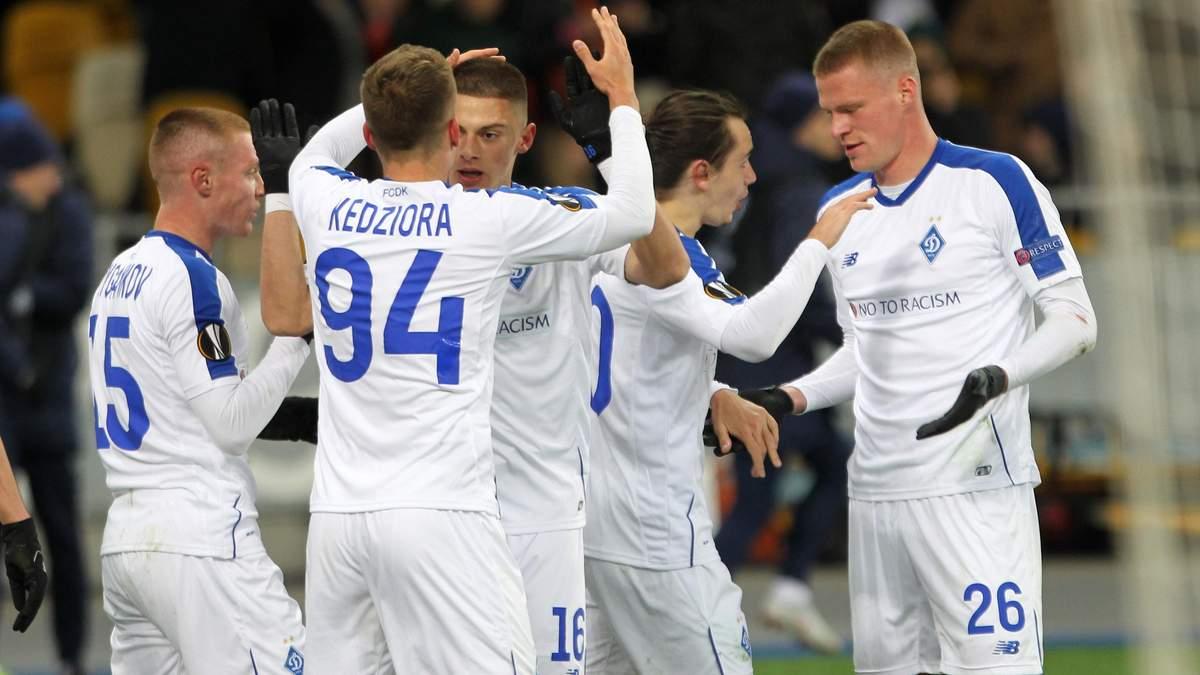 """""""Динамо"""" вперше за 15 років набрало більше очок, ніж """"Шахтар"""" в рейтингу УЄФА"""