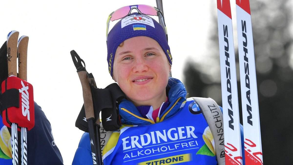 Меркушина фінішувала 8-ю у спринті на чемпіонаті Європи, золото у шведки Брорссон