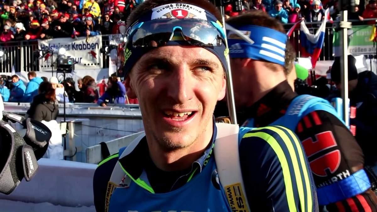 Чоловіча збірна України з біатлону в бойовому складі виступить на чемпіонаті світу в Естерсунді