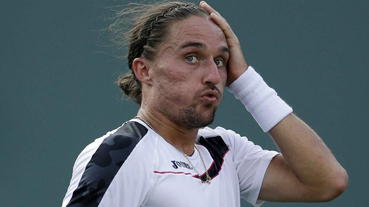 Соромно за Україну: відомий тенісист прокоментував скандал із Євробаченням