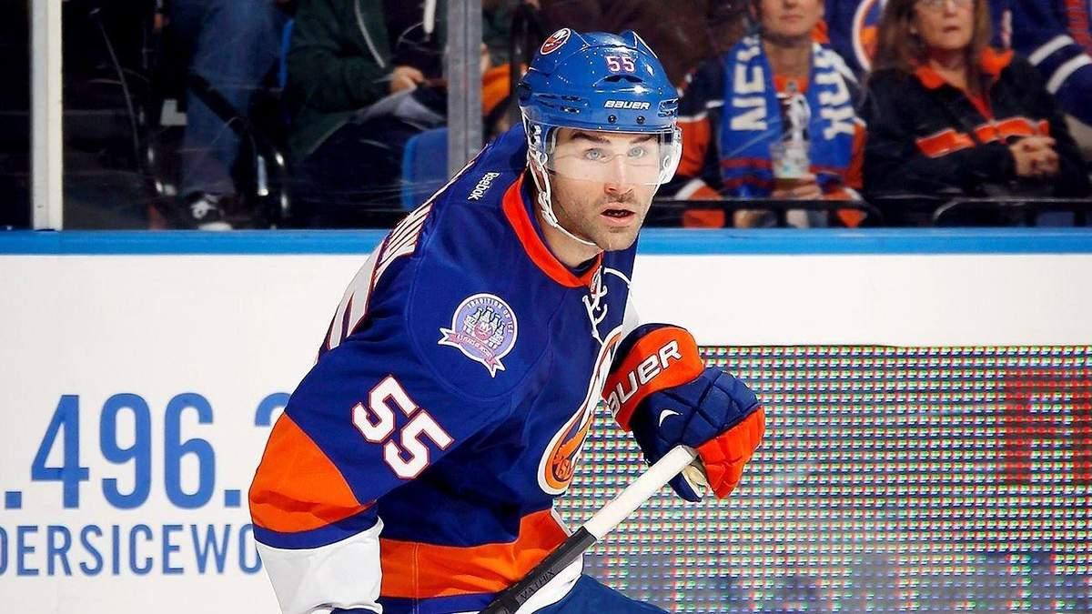 У матчі НХЛ хокеїсту ледь не перерізали шию ковзаном: карколомне відео
