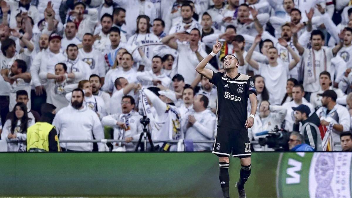Реал - Аякс: відео голів, огляд матчу Ліги чемпіонів