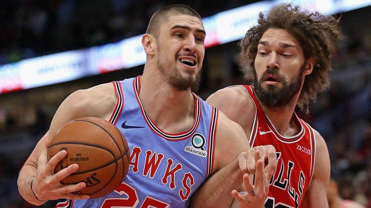 Українець Лень набрав лише 2 очки після феєричного матчу в НБА: відео