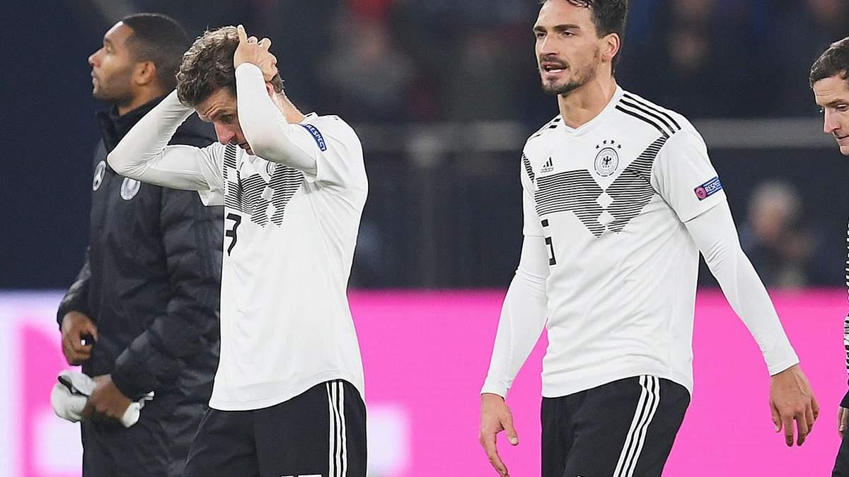 """У збірній Німеччини розгорівся новий скандал через гравців """"Баварії"""""""