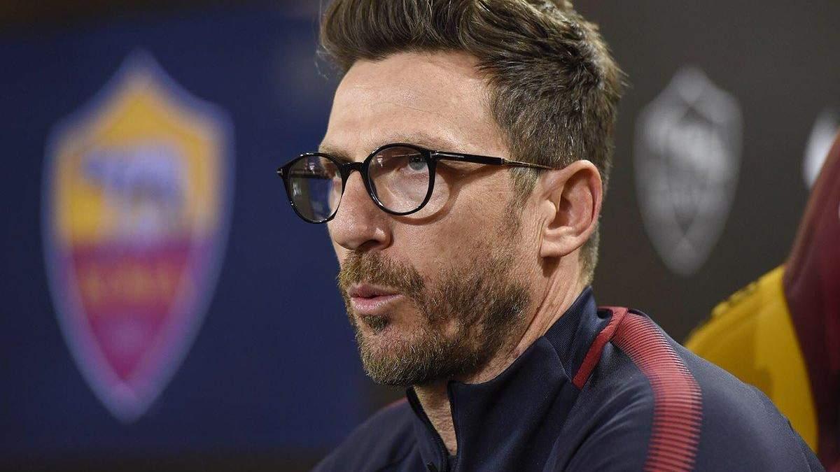 Європейський клуб звільнив головного тренера після вильоту з Ліги чемпіонів