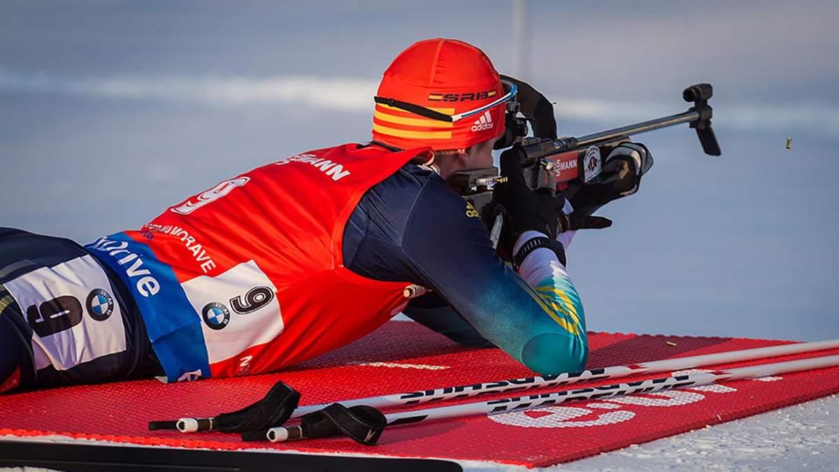 Українець  Підручний став 4-м у спринті на Чемпіонаті світу, переміг Йоганнес Бьо