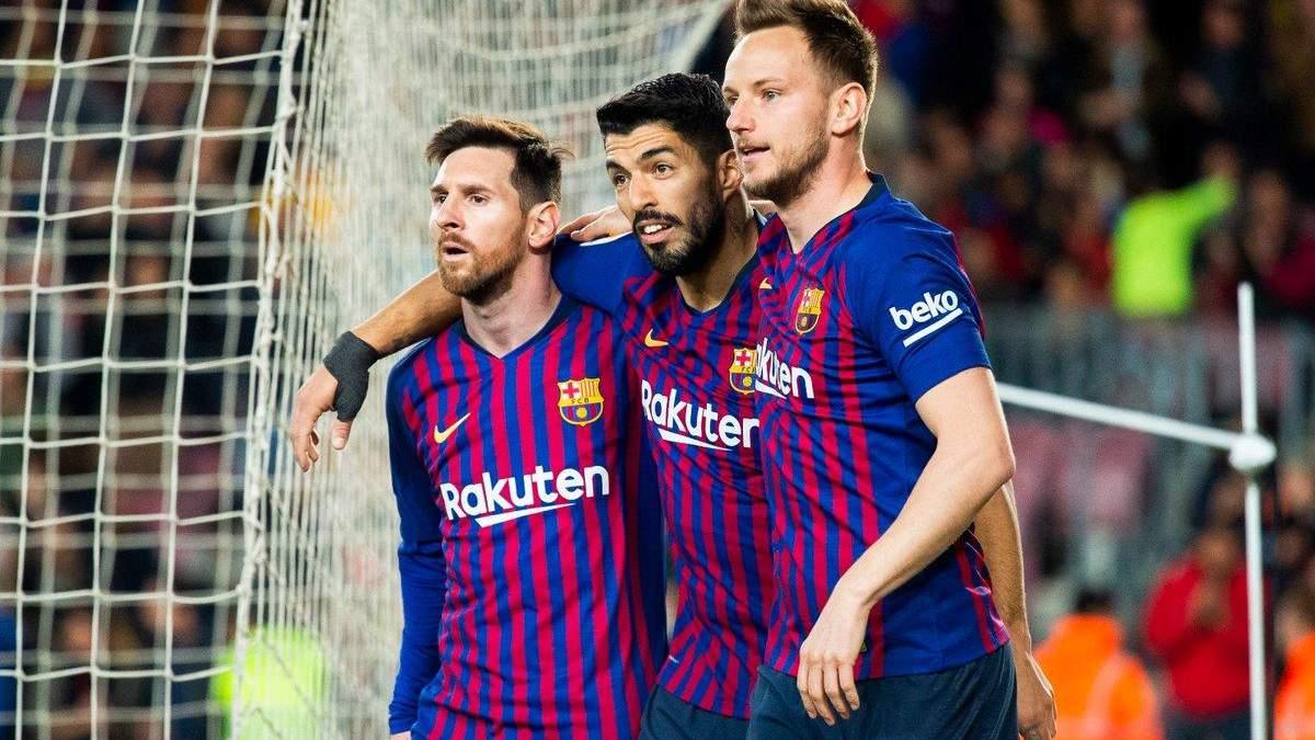 Барселона – Лион: где смотреть онлайн матч Лига чемпионов 2018/2019