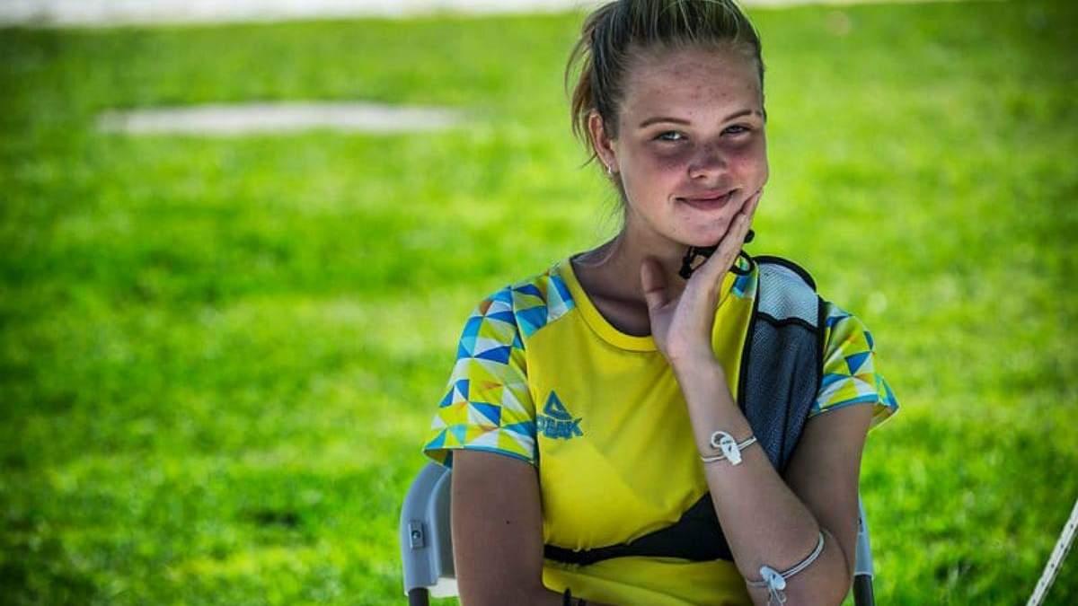 В спорте с трех лет, а с четырех бегаю кроссы, – чемпионка Европы лучница Жанна Наумова