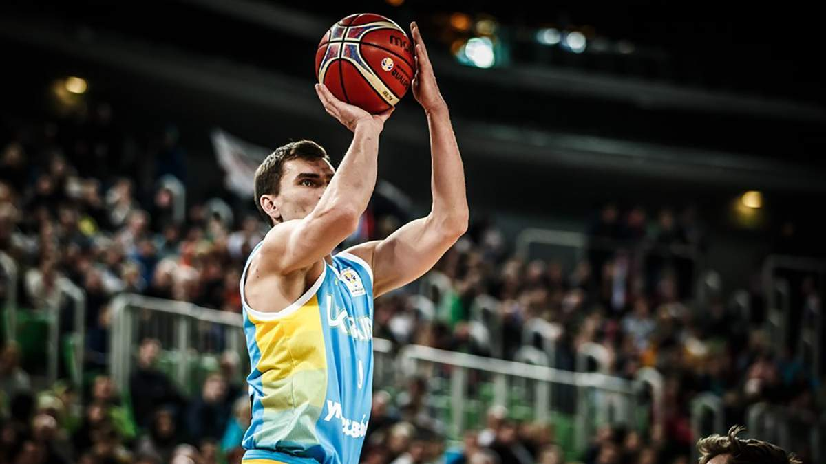 Украинский баскетболист запустил интересный челлендж в соцсетях: видео
