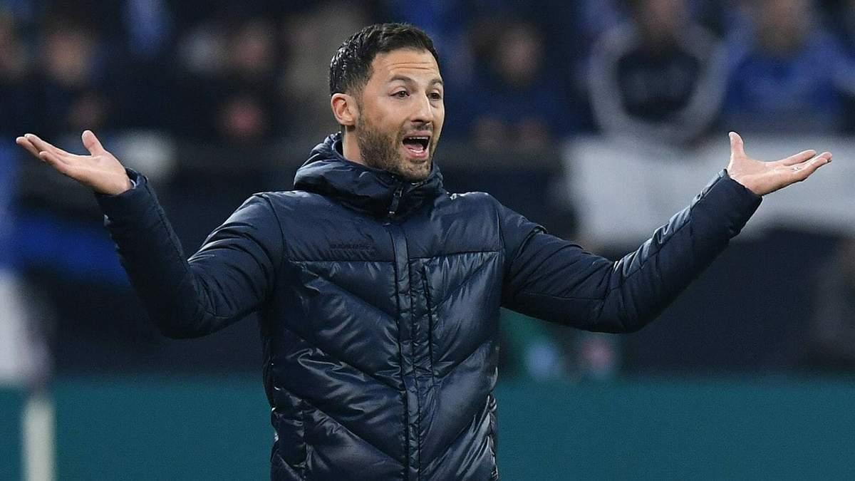 Лидер сборной Украины по футболу остался без главного тренера