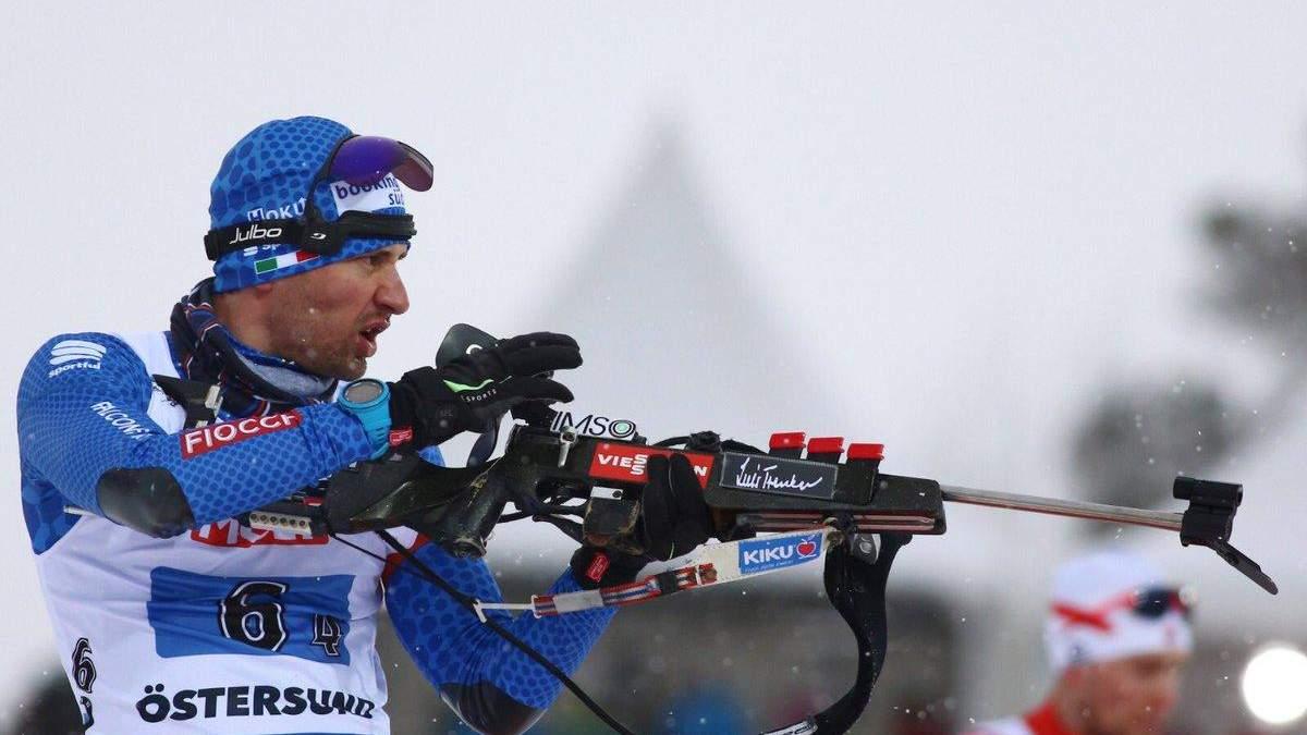 Віндіш несподівано виграв мас-старт на чемпіонаті світу з біатлону, Підручний – 10-й