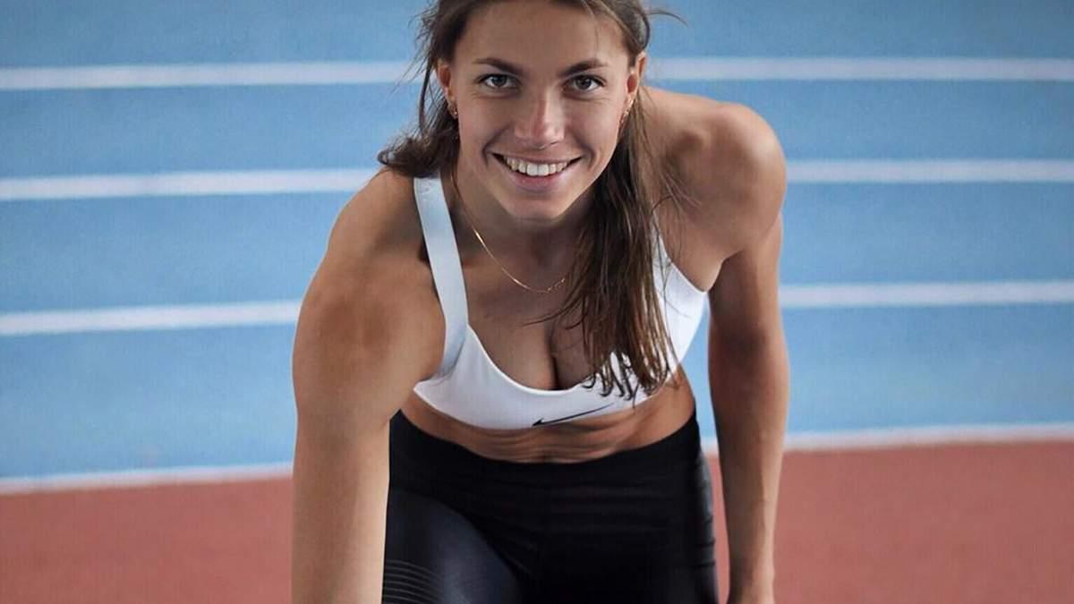 """Ноги просто """"горят"""": украинская легкоатлетка Бех-Романчук показала необычную тренировку. Видео"""