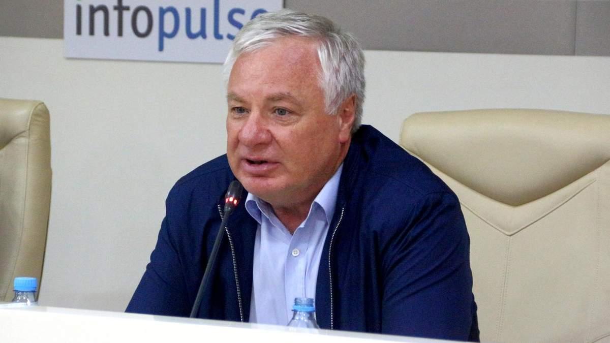 Сборная Украины по биатлону уволит россиян из штаба команды