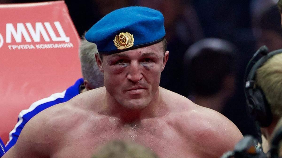 Ми довго чекали, поки Усик прийме рішення, – команда росіянина про бій з Олександром