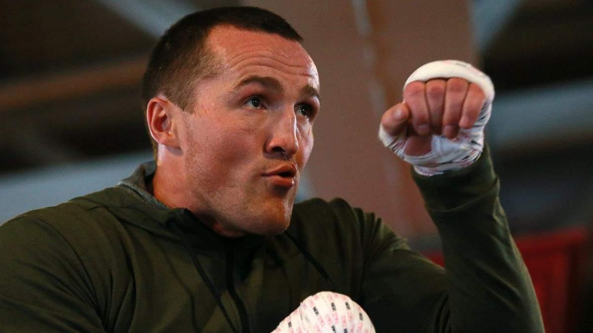 WBA зобов'язала Усика провести захист титулу в поєдинку з росіянином