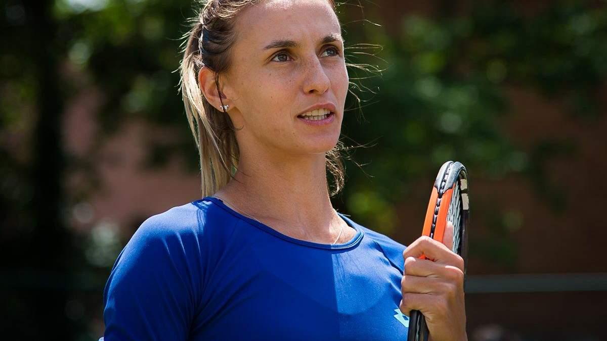 """Украинская теннисистка показала как набивает мяч и попросилась в """"Динамо"""", ей ответил Вербич"""