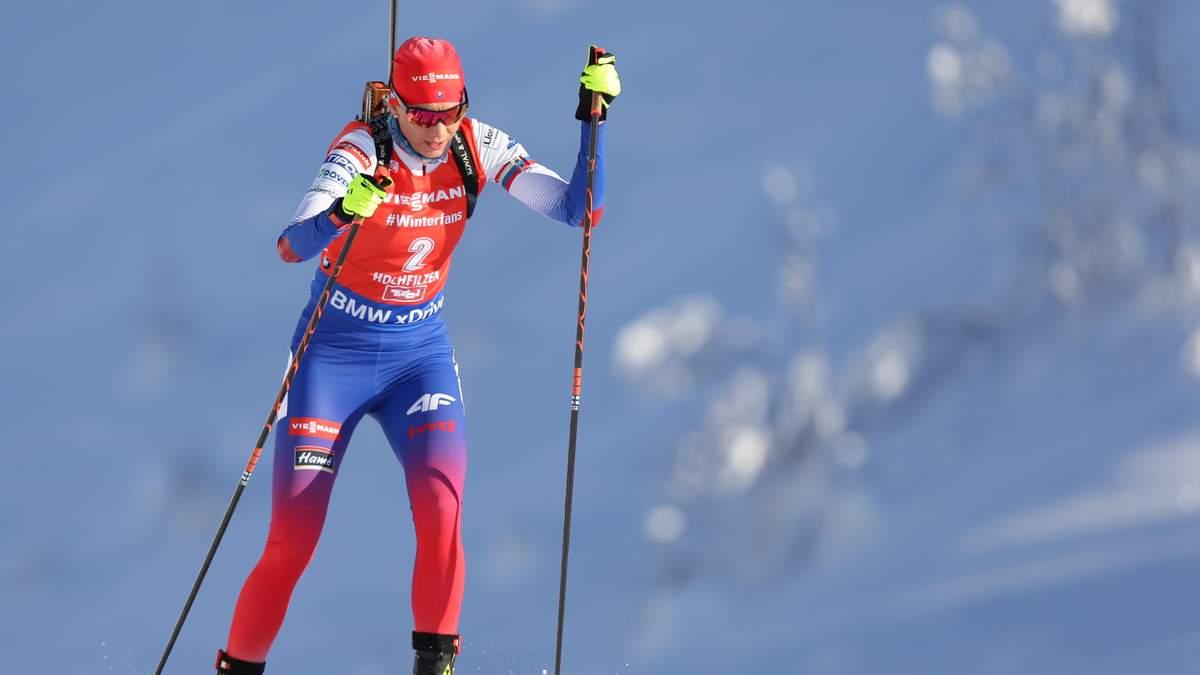 Кубок світу з біатлону: Кузьміна впевнено виграла спринт, Віта Семеренко тільки 28-а