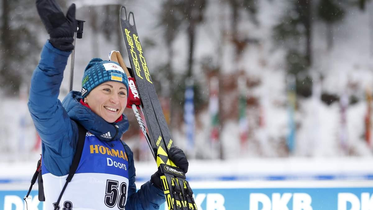 Биатлон: кто из украинцев будет бежать гонку преследования на последнем этапе Кубка мира
