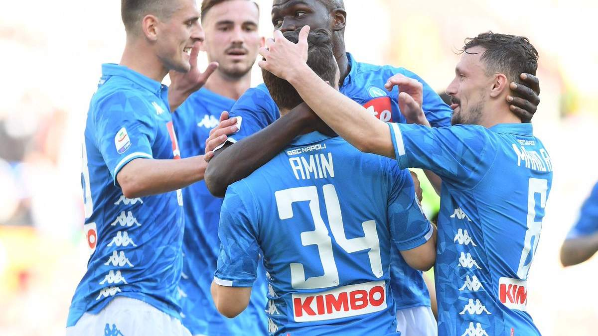 Рома - Наполі: відео голів, огляд матчу Чемпіонату Італії