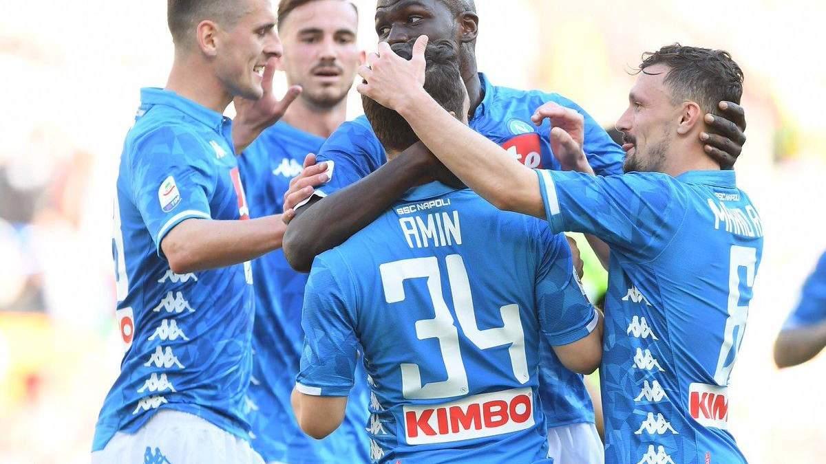 Рома – Наполи: видео голов, обзор матча Чемпионата Италии
