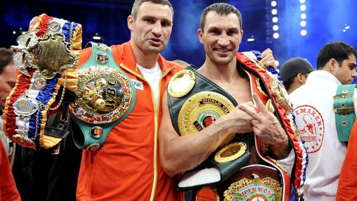 Віталій Кличко неочікувано прокоментував повернення брата в бокс