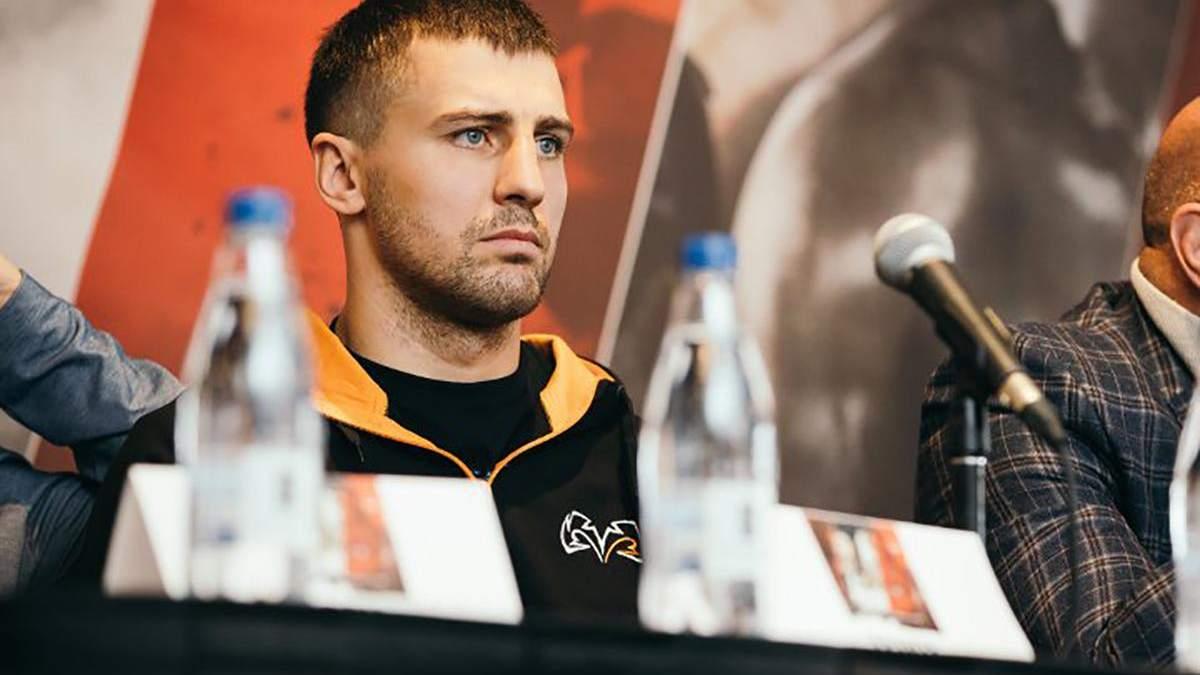 Гвоздик розповів про свої плани після захисту поясу WBC: За рік можна й десять раз боксувати