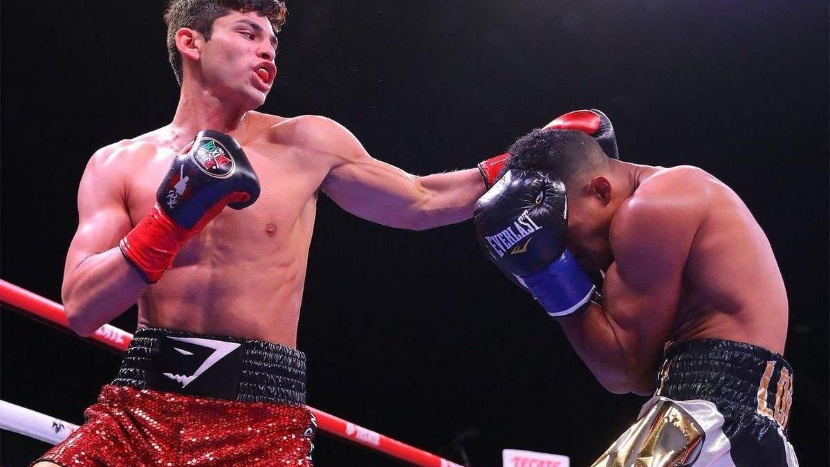 Американський боксер жорстко нокаутував суперника: відео