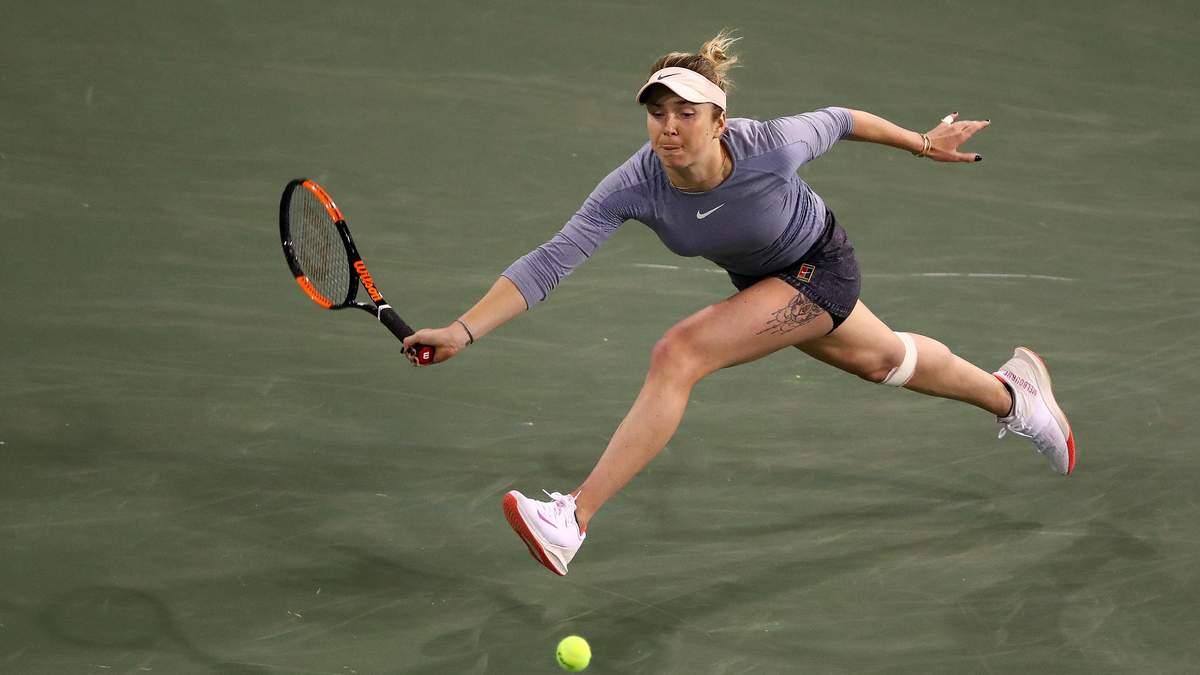Світоліна втратила позиції в оновленому рейтингу WTA, Козлова повернулася в топ-100